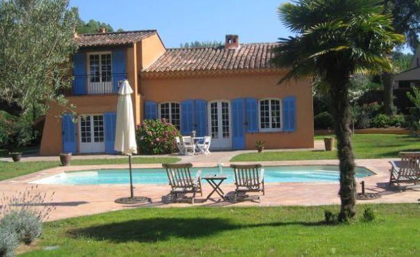 Amazing 4 Bedroom House with a Garden in St Tropez - Image 1 - Saint-Tropez - rentals