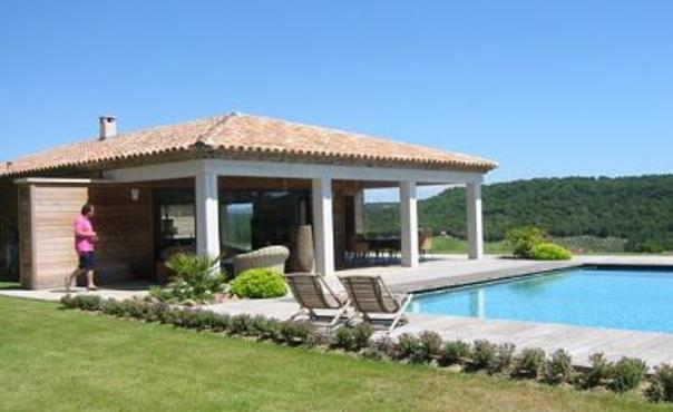 St Tropez 6 Bedroom House with a Pool, Vignes Gassin - Image 1 - Gassin - rentals