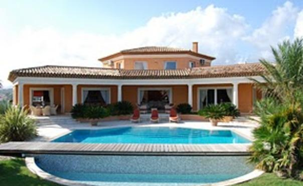 Fantastic French Riviera 4 Bedroom Vacation Rental with a Garden - Image 1 - Saint-Maxime - rentals