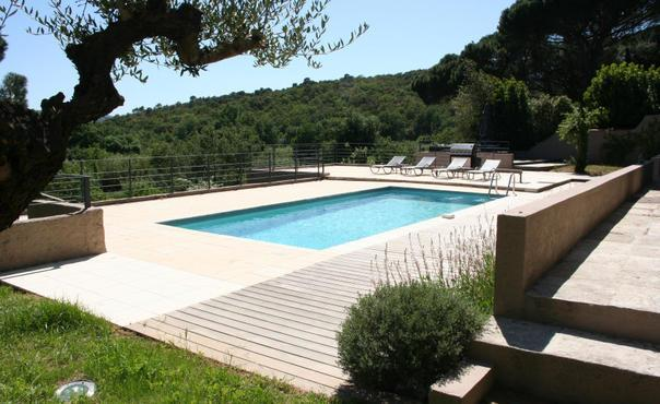 Lovely Grimaud 6 Bedroom Vacation House with a Pool and a Garden - Image 1 - Grimaud - rentals