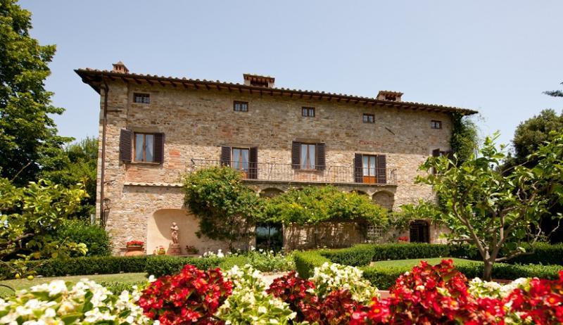 Lucia - Image 1 - Castellina In Chianti - rentals