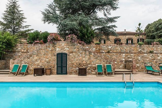 Luxury Villa Near San Gimignano in Tuscany - Image 1 - San Gimignano - rentals