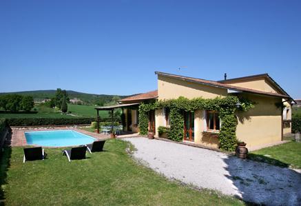 Monteriggioni - Image 1 - Monteriggioni - rentals