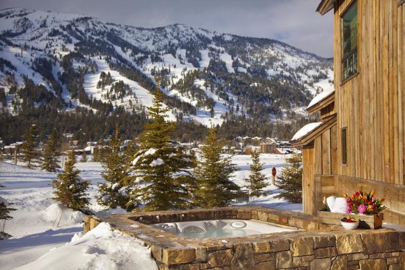 Shooting Star Cabin Number 8 - Image 1 - Teton Village - rentals