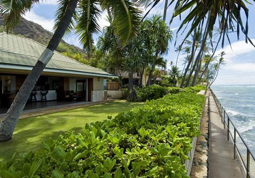 Diamond Head Tiki Estate - Image 1 - Honolulu - rentals