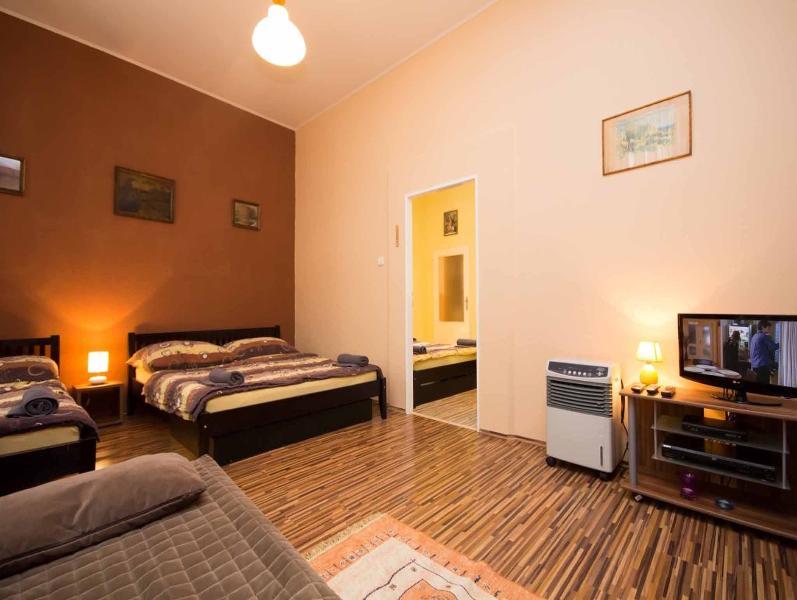 Two bedroom apartment Letna - Image 1 - Prague - rentals