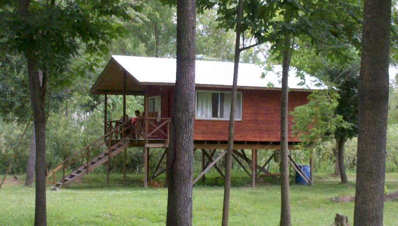 Cabin for 2 or 3 people - Wood cabin for 2 people in Tigre Delta - Buenos Aires - rentals