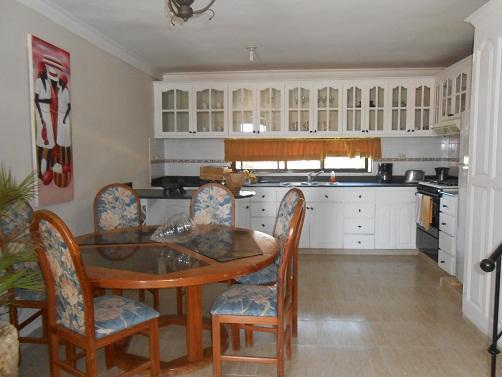 Kitchen - Penthouse with Oceanview - Bayahibe - rentals