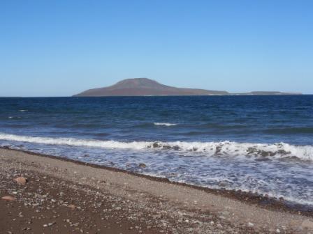 View from the beach - Villa Linda Mar Private Beachfront Hideaway - Loreto - rentals