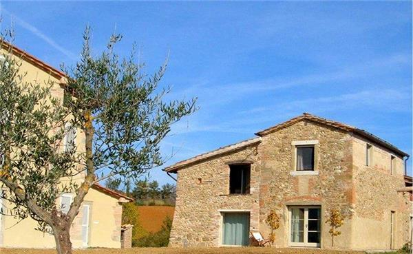 Apartment for 6 persons, with swimming pool , in Arezzo - Image 1 - Anghiari - rentals