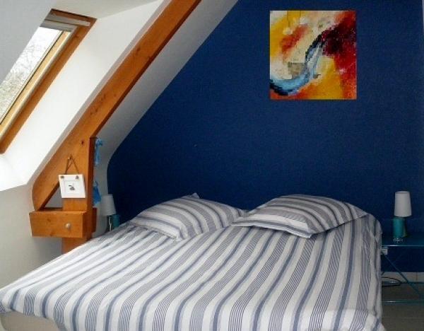 Gîte label 3*** tout confort+jardin+parking privés - Image 1 - La Gouesniere - rentals
