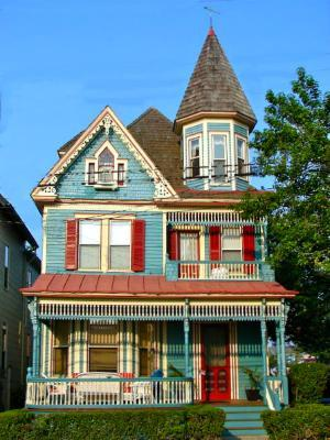 Beautiful House on Beautiful Day - Victorian On Decatur - Cape May - rentals
