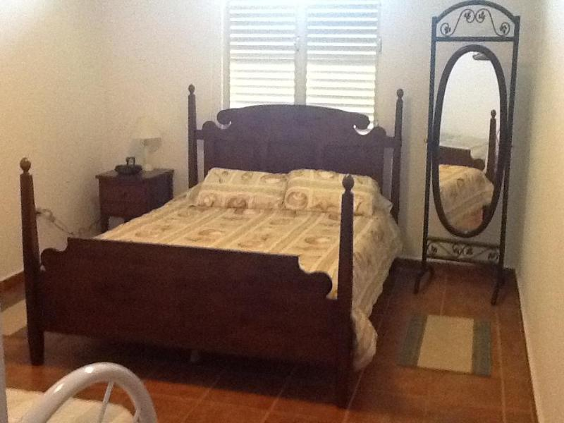 Master bedroom has queen size bed and a twin size bed. A/C and walking closet. - Haciendas del Club Golf & Playa IV307 - Cabo Rojo - rentals
