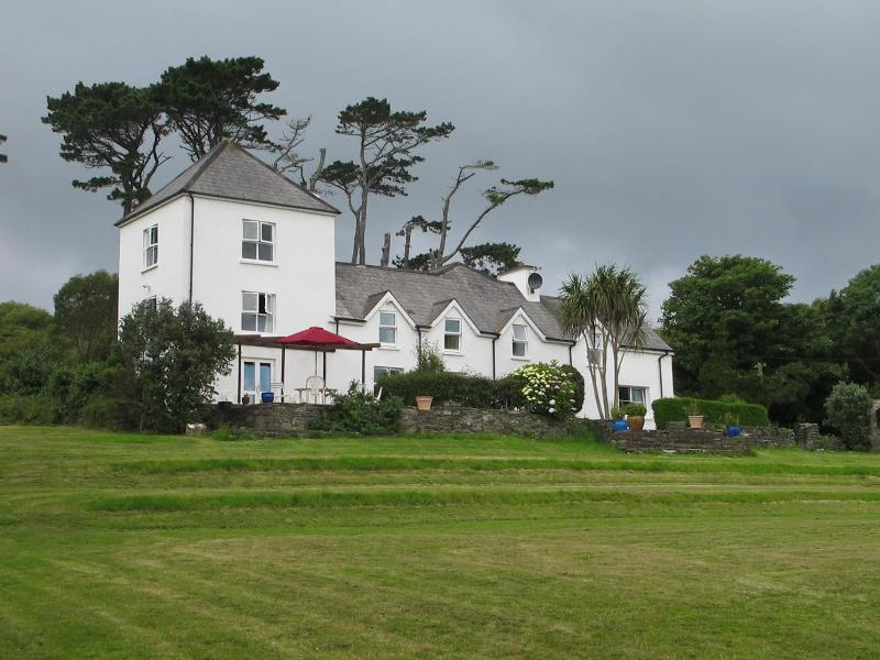 Front View of Cottage - Ireland, Beautiful West Cork Cottage - Bantry - rentals