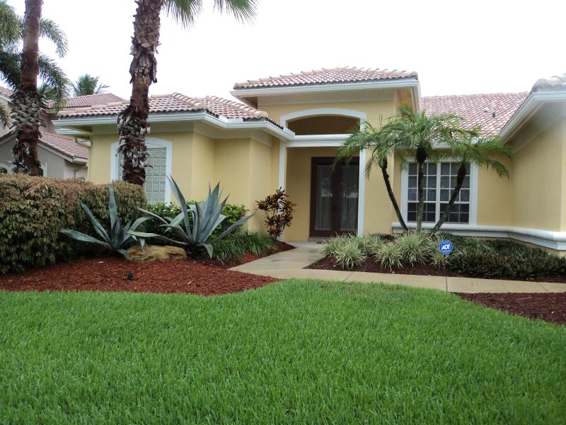 front view - Beautiful vacation  home - Lake Worth - rentals