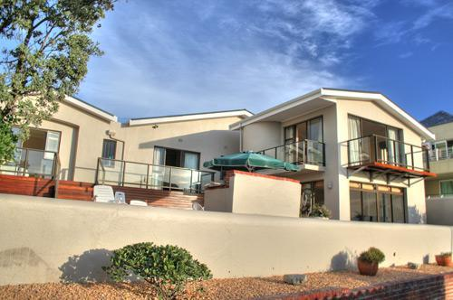 Front View - Blaauwberg House - Western Cape - rentals