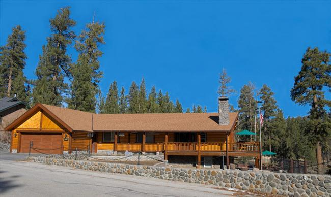 #10Jr  Jaegerhaus Junior Cabin - Image 1 - Big Bear Lake - rentals