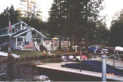 #012 Lakefront  Chalet - Image 1 - Big Bear Lake - rentals