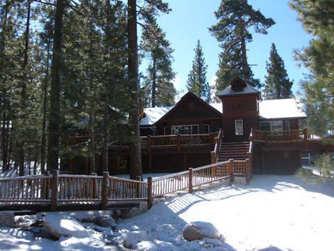 #015 Bear Creek Lodge - Image 1 - Big Bear Lake - rentals