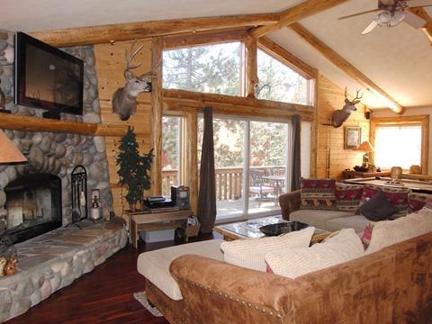 #029 Mountaintop Paradise - Image 1 - Big Bear City - rentals