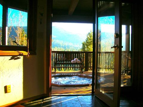 #053 Glass House on the Ridge - Image 1 - Big Bear Lake - rentals