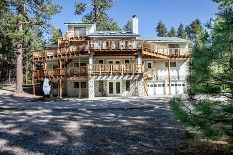 #068 White Bear Lodge - Image 1 - Big Bear Lake - rentals