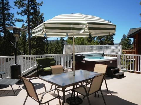 #040 Bear Lake Retreat - Image 1 - Big Bear City - rentals