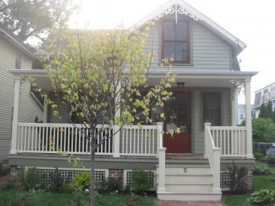 Main House - BEAUTIFUL Historic Victorian 3BR House - Ocean Grove - rentals