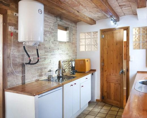 Kitchen - Cool_pad - Barcelona - rentals