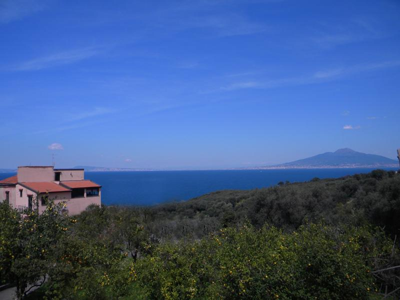 Villa Rosmary, Where the Sea and Sky Embrace - Image 1 - Massa Lubrense - rentals