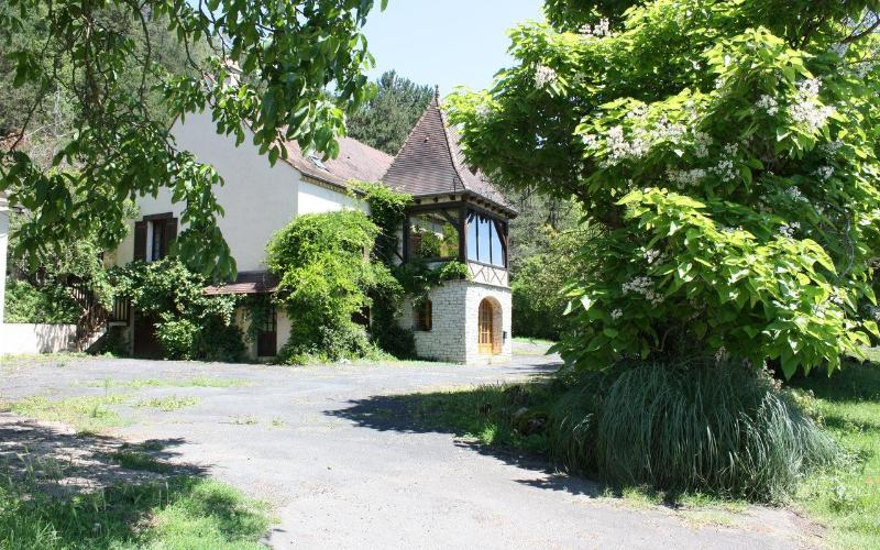 front of house - Traditional Country House - Saint-Cyprien - rentals