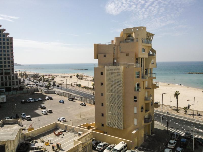Superb Ocean View at Trumpldor Beach - Image 1 - Tel Aviv - rentals
