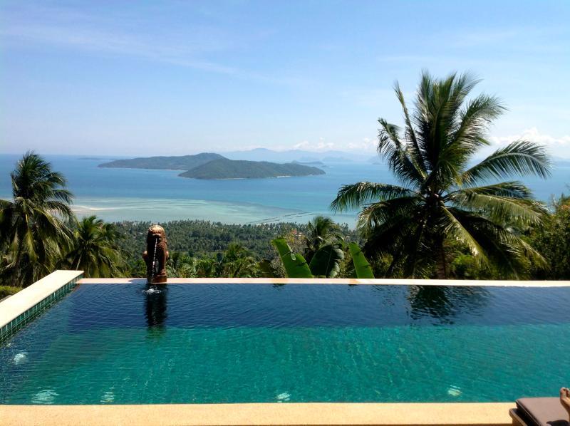 To Infinity & beyond! - Villa Taling Ngam, Koh Samui, Thailand - Koh Samui - rentals