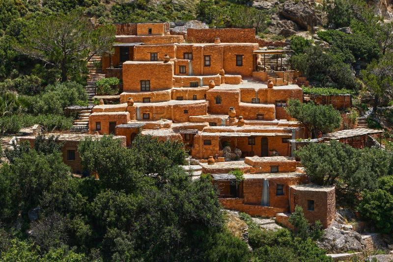 Aspros Potamos Houses (studio) - Image 1 - Makry-Gialos - rentals