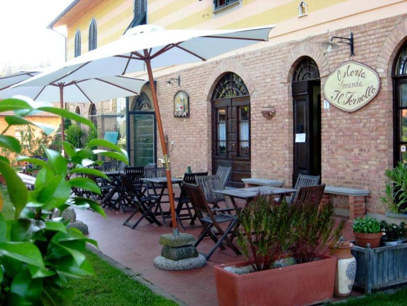Entrance - Fabulous Bed and Breakfast Near Lucca, Pisa, Pistoia and Florence - Bibbona - rentals