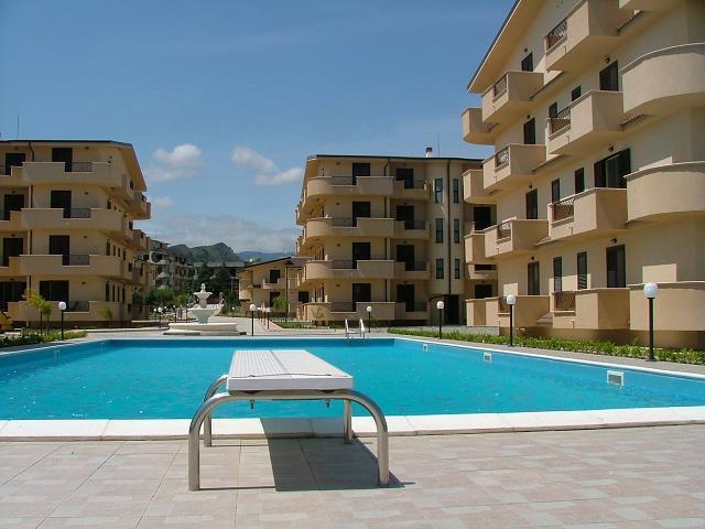 Bergamotto Complex View - Bergamotto Orchid Gioiosa Ionica Calabria Italy - Marina di Gioiosa Ionica - rentals