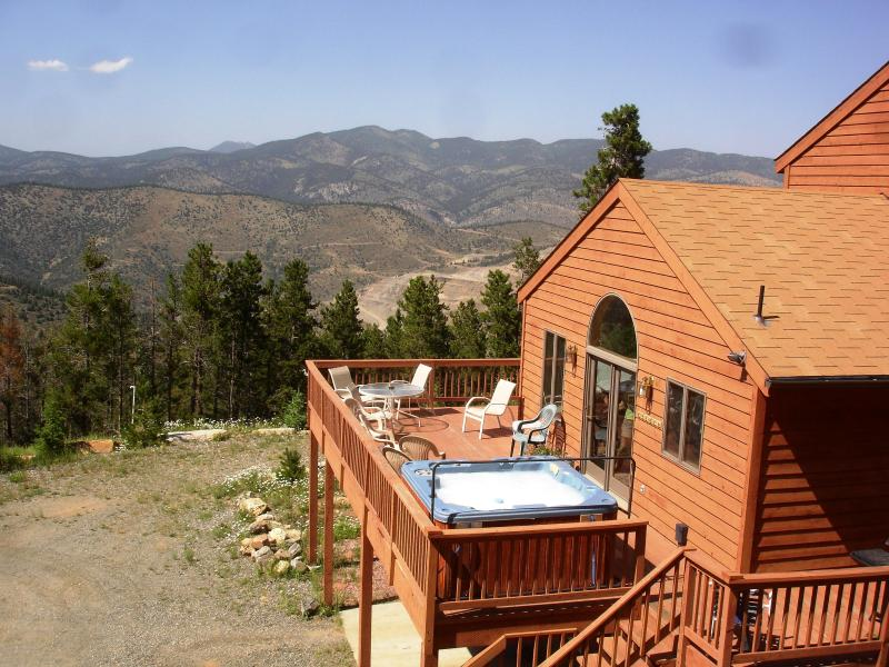 Deer, Elk & Fox view - It's time to Enjoy the Rockies - Evergreen - rentals