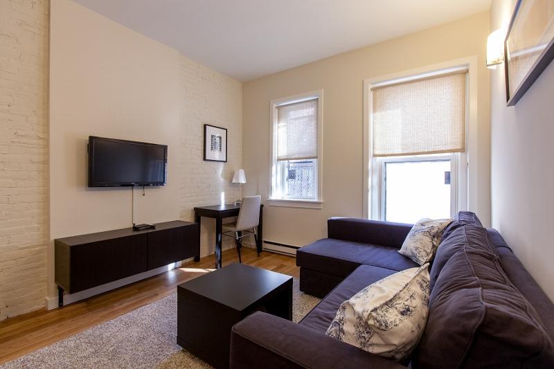 Back Bay Boston Furnished Apartment Rental - 304 Newbury Street Unit 4 - Image 1 - Boston - rentals