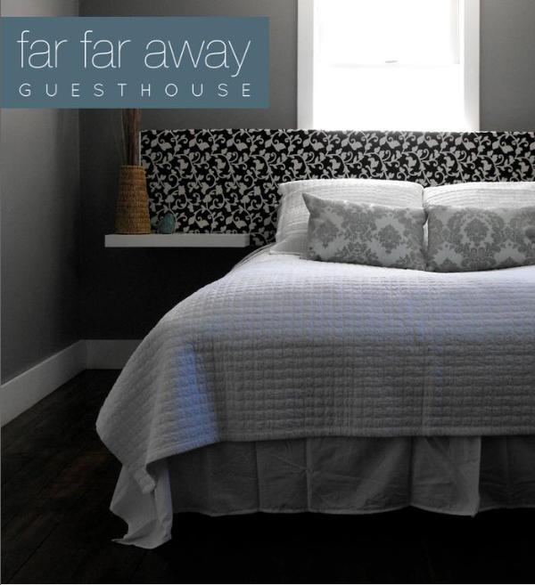 Main bedroom - Far Far Away Guesthouse - Mahone Bay - rentals
