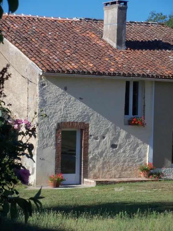Front of property - Tranquil Gite Courtesoupe, near L'isle Jourdain-86 - Poitou-Charentes - rentals