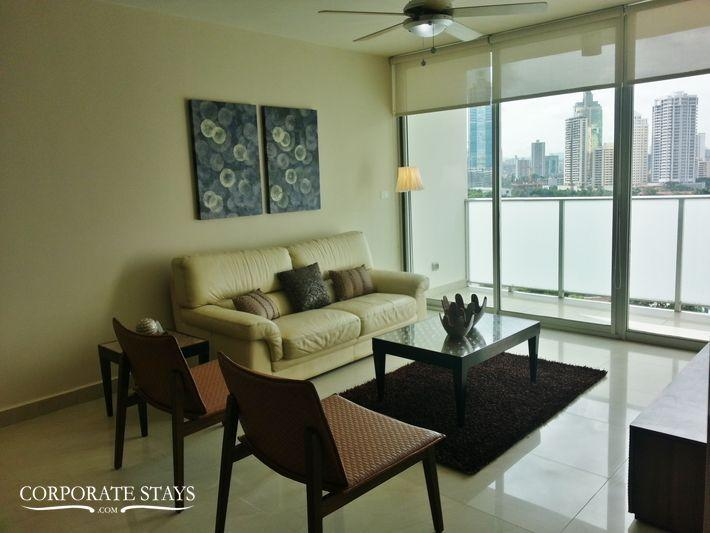 Panama City Paitilla City 2BR Extended Stay Flat - Image 1 - Panama City - rentals