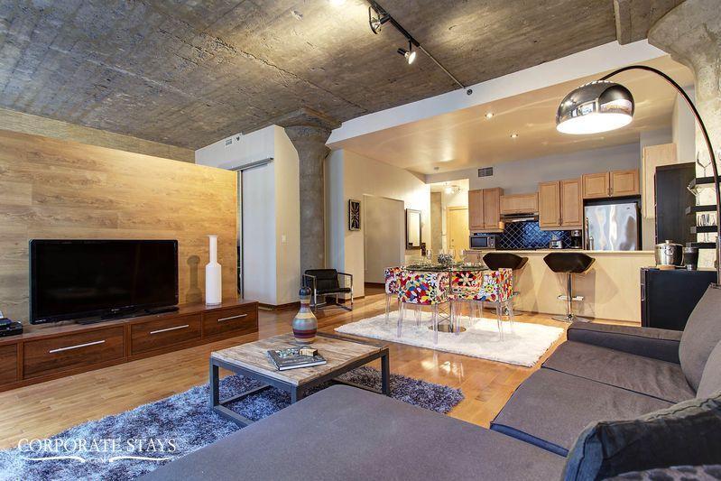 Metropolitan 1BR   Temporary Suite   Montreal - Image 1 - Montreal - rentals