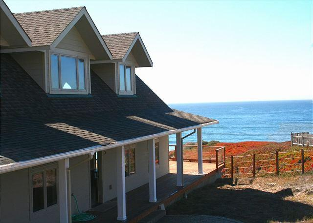 """Tide PooL"" BRAND New Beach House on BLUFF! 3 MIN WALK TO BEACH! Has it ALL! - Image 1 - Dillon Beach - rentals"