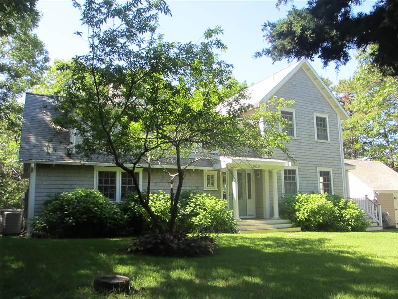 Gorgeous Home w/Cove Views! - WJDAV - Image 1 - Wellfleet - rentals