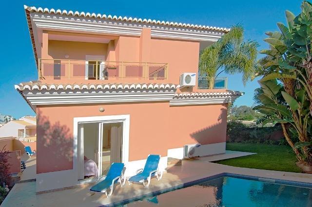 Superb villa next marina,w/ AC,terrace ocean view - Image 1 - Lagos - rentals