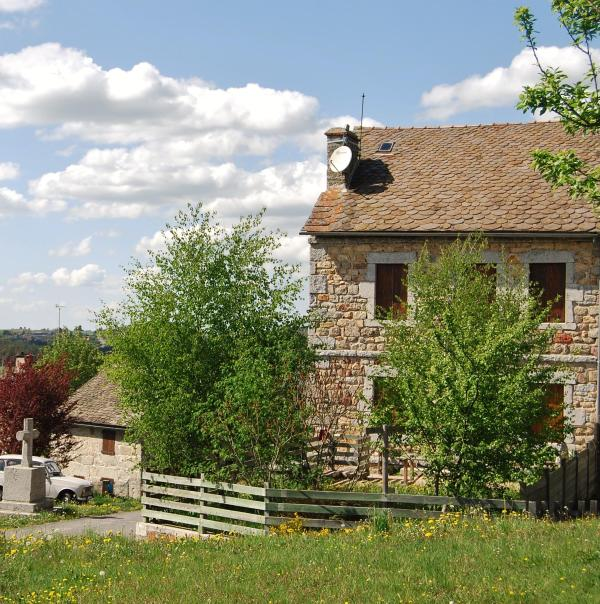 Le gîte - GITE RURAL A LA CAMPAGNE A 12 km D'AUTOROUTE A75 - Saint-Alban - rentals