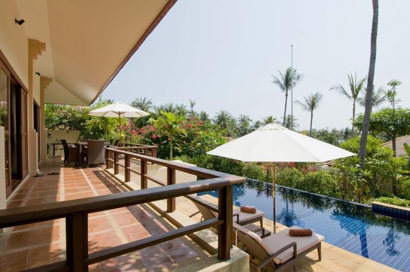 Villa 51 - Walk to Beautiful Choeng Mon Beach - Image 1 - Choeng Mon - rentals