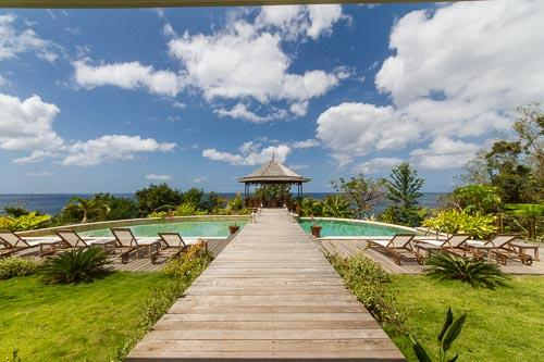 Jolies Eaux | Unrivaled Luxury for Large Groups - Image 1 - Marigot Bay - rentals