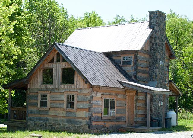 Orndorff Cabin- AUTHENTIC, Primitive & cozy CABIN in the MOUNTAINS OF PA!! - Image 1 - Ohiopyle - rentals