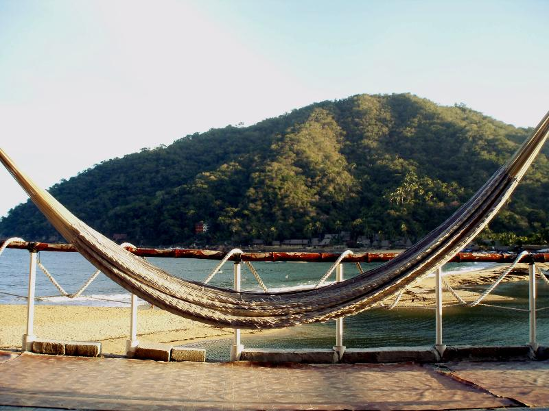 Hammock with a view - 2BR 2BA  Yelapa Beachfront - Casa Golden View - World - rentals